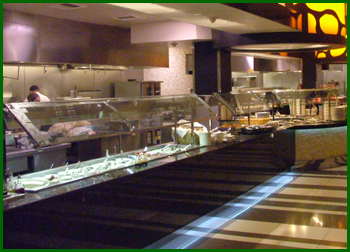 index of   dining  buffets