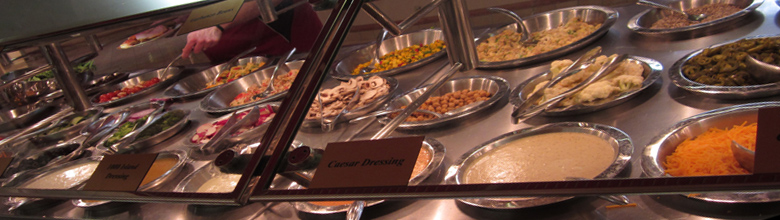 Flamingo Paradise Garden Buffet Review Exploring Las Vegas