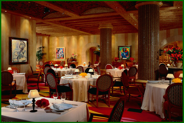 Picasso Restaurant Review Exploring Las Vegas