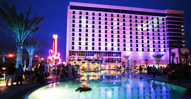 Hard Rock Hotel Exploring Las Vegas