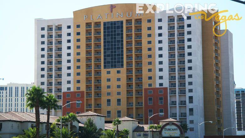 Platinum Hotel Exploring Las Vegas