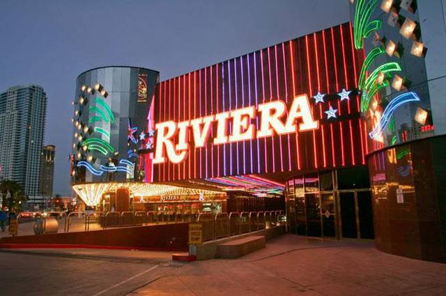 Riviera Hotel Exploring Las Vegas
