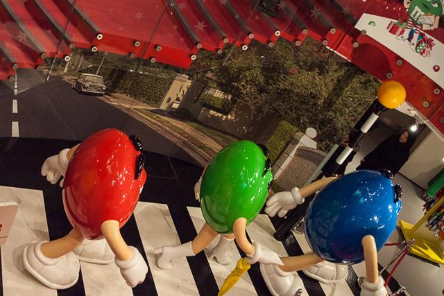 M Amp M S World Exporing Las Vegas