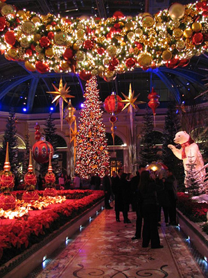 Christmas in Las Vegas Things to do in
