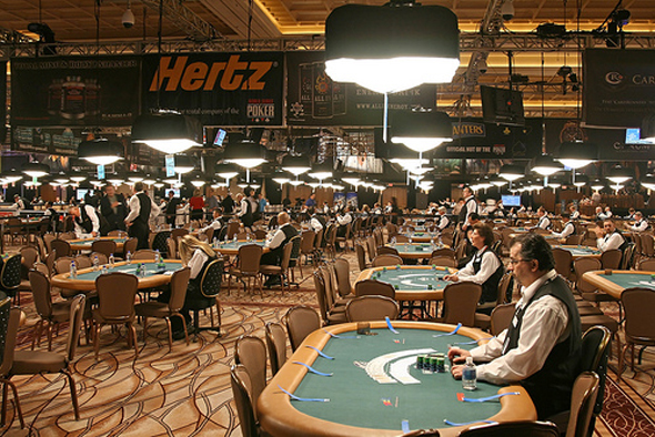buy in poker las vegas
