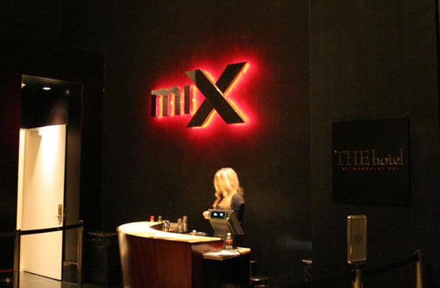 Mix Nightclub Review Exploring Las Vegas