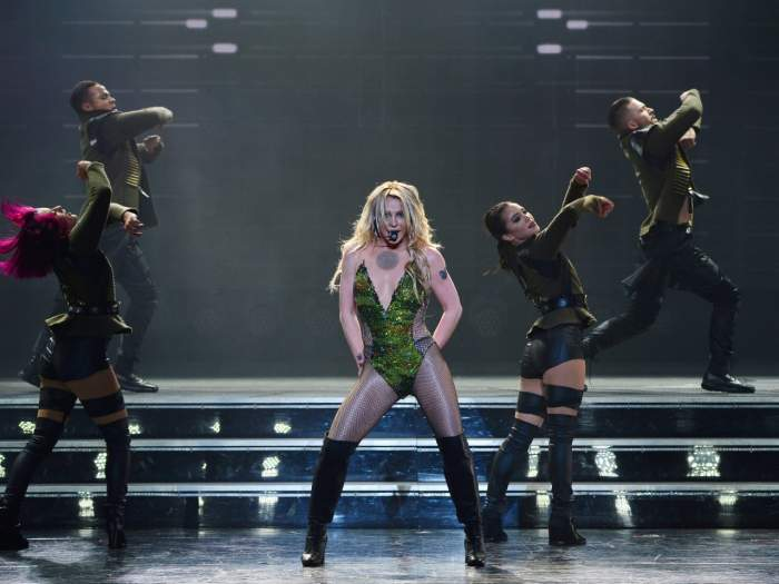 Britney Spears Reviews & Preview | Exploring Las Vegas