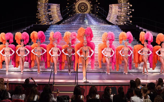 Jubilee Show Exploring Las Vegas