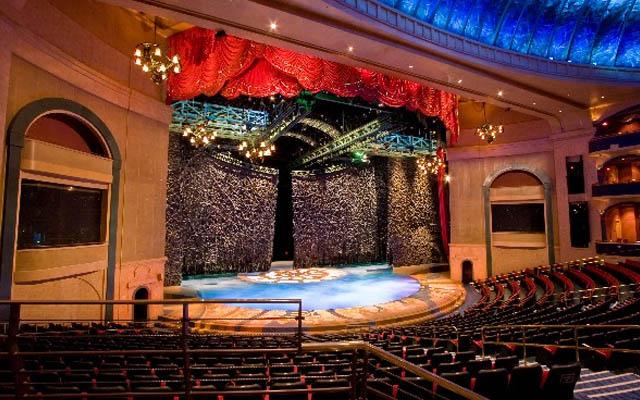 O Show Preview Reviews Exploring Las Vegas
