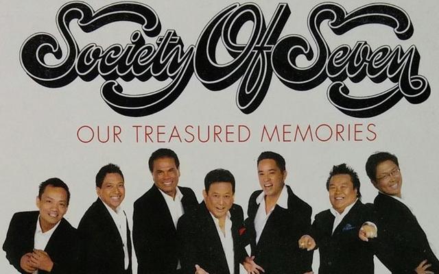 Society of Seven Show | Exploring Las Vegas