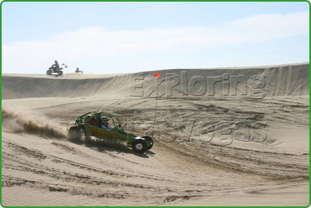 Las Vegas Dune Buggy Tours Review Exploring Las Vegas