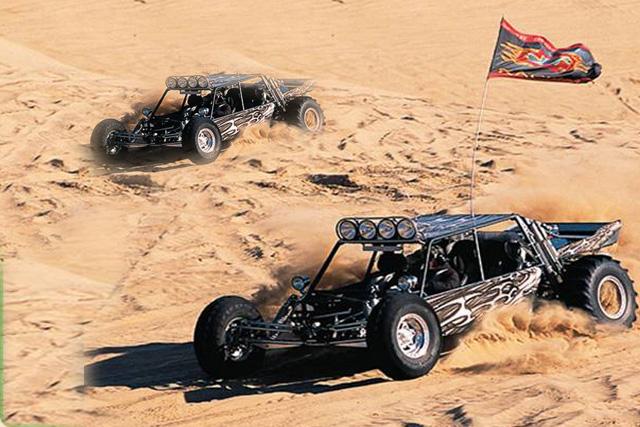 Las Vegas Dune Buggy Tours Review