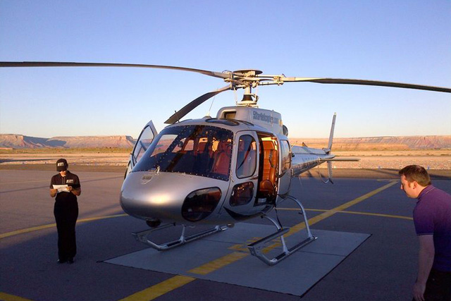 Helicopter Las Vegas