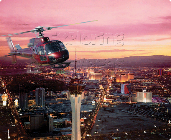 Las Vegas Helicopter Tours Review  Exploring Las Vegas