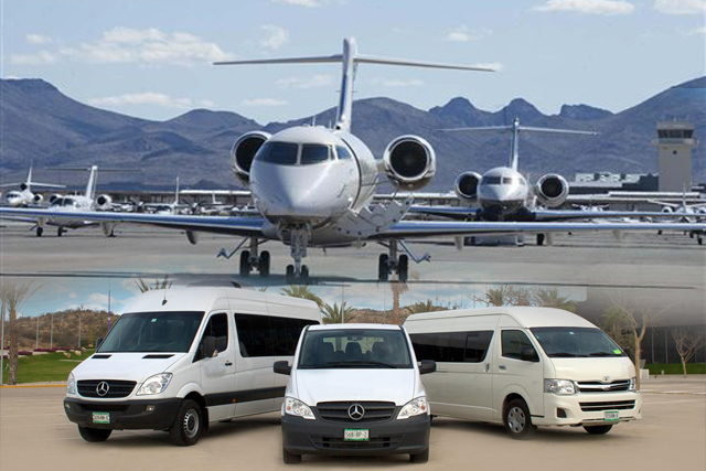 Serving McCarran International Airport (LAS) and the surrounding area.