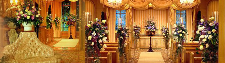 Bellagio Wedding Chapel Las Vegas